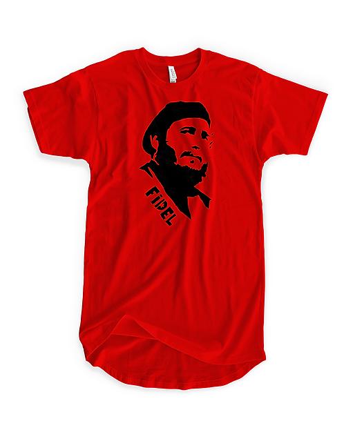Camiseta: Fidel