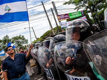 """""""Nicarágua: uma rebelião de empresários?"""""""