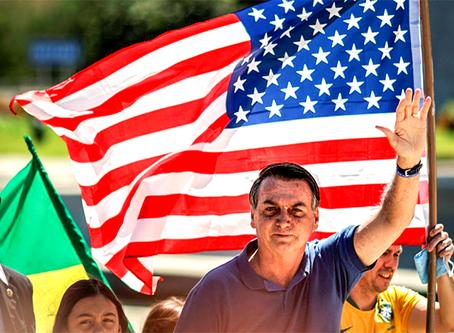 Governo Bolsonaro entrega o Brasil para a guerra imperialista e a fascistização
