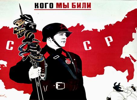 """""""Stalin e a construção do Exército Vermelho"""""""