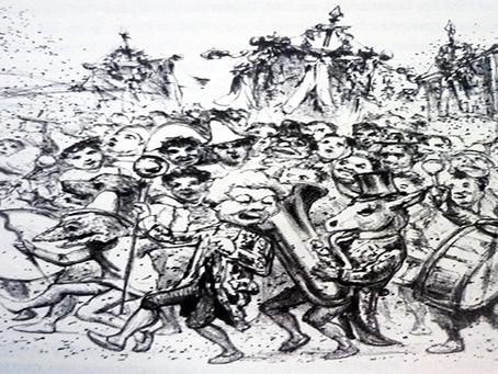 """""""Sobre a Marcha e o Samba"""""""