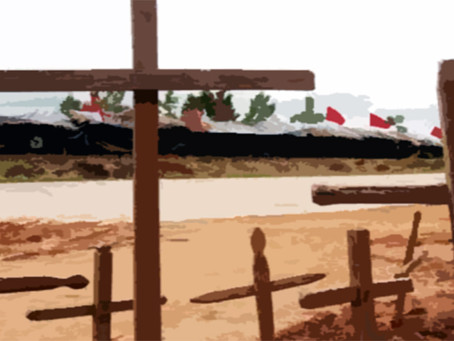 """URC: """"Todo o sangue derramado não pode conter o avanço da luta no campo!"""""""