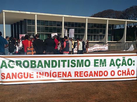 """""""Ruralismo promove conflito contra comunidade indígena no MS"""""""