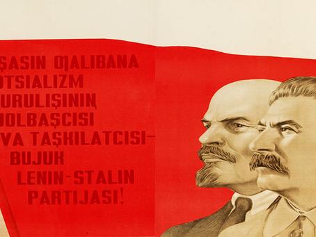 """""""Forjemos nosso Partido à imagem e semelhança do Partido de Lenin e Stalin"""""""