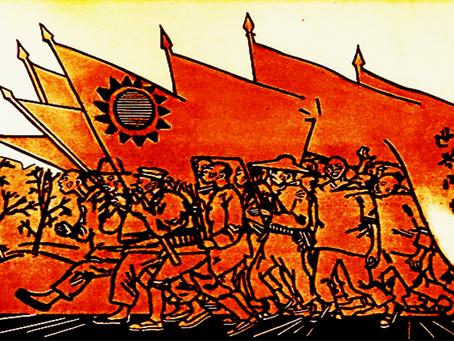 """""""Um manifesto aos povos do Oriente"""""""