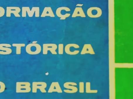 """""""Formação Histórica do Brasil"""" de Werneck Sodré: um pequeno resumo"""