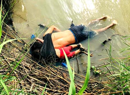"""""""Como e onde morrem os migrantes ao cruzarem a fronteira México-EUA?"""""""