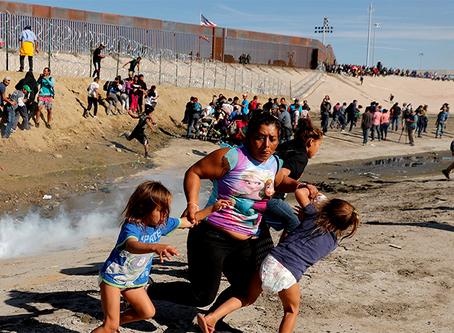 """""""Abordar a raiz do êxodo: acabar a violência contra os migrantes da América Central"""""""