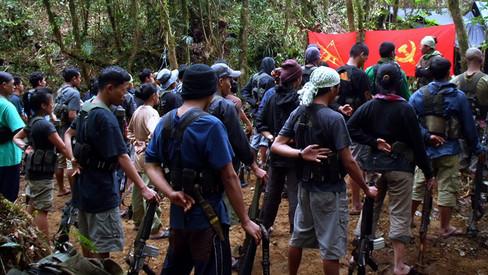 """""""Vitórias da luta armada na ilha de Negros, nas Filipinas"""""""