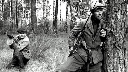 """""""As forças guerrilheiras na Segunda Guerra Mundial"""""""