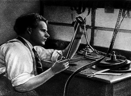 """Eisenstein: """"Do teatro ao cinema"""""""