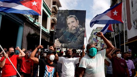 A defesa da Revolução Cubana é um dever dos comunistas brasileiros