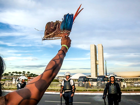 """Na ONU, Brasil mascara realidade de violência contra povos indígenas"""