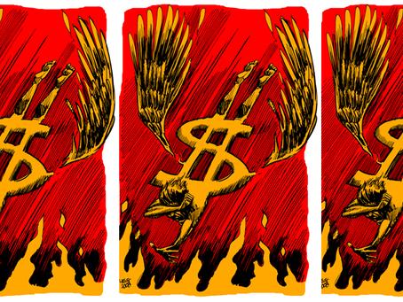 """""""É inevitável a ruína do capitalismo"""""""