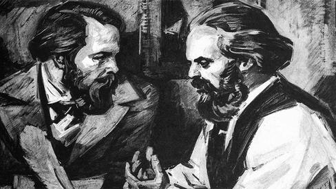 """""""Marx e Engels e as perspectivas de revolução naRússia"""""""