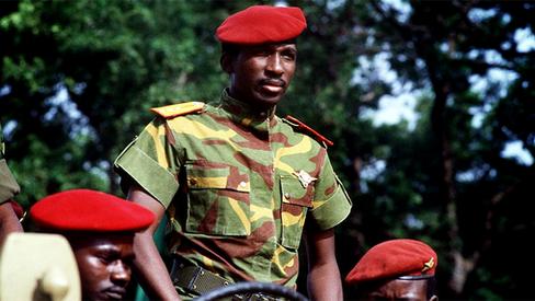 """Sankara: """"A revolução de Burkina Faso está se consolidando"""""""