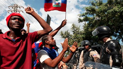 """""""Haiti e sua crise sócio-política perene"""""""
