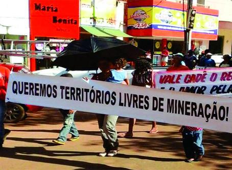 Lutas camponesas contra a mineração avançam no Pará