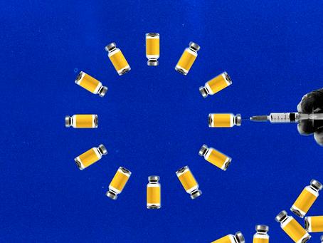 """""""A Covid-19, os governos da União Europeia e as multinacionais farmacêuticas"""""""