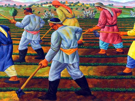 """""""As Repúblicas Soviéticas da Ásia: exemplo para o Povo Brasileiro"""""""