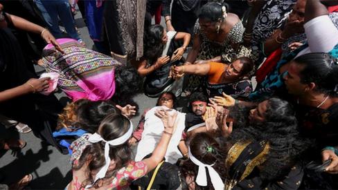 Estado Indiano comete mais um massacre contra o seu povo