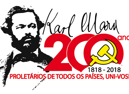"""URC: """"Celebrar os 200 anos e o legado revolucionário de Karl Marx"""""""