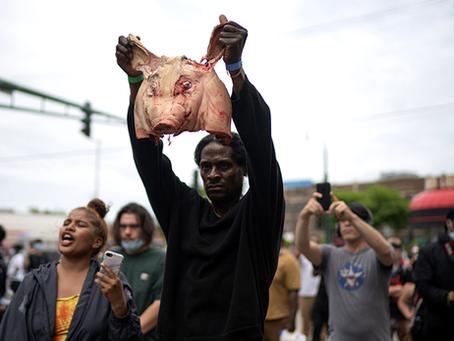 Saudemos a insurreição do povo negro nos Estados Unidos!