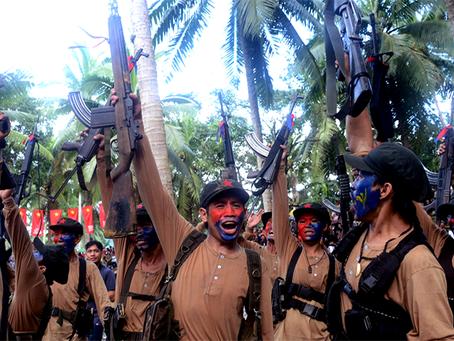 """Comunistas filipinos declaram: """"Não há mais espaço para a paz"""""""