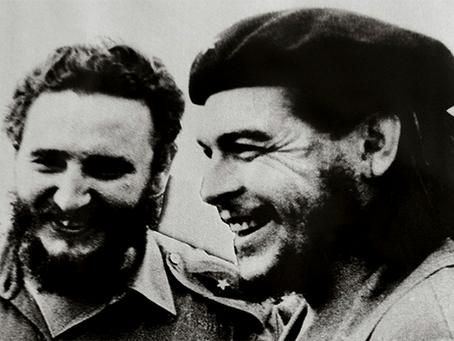 """Quando Fidel conheceu Che"""