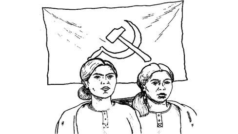"""""""Gays e Lésbicas no movimento revolucionário"""""""