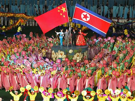 """""""China-RPDC, firme aliança contra a Agressão Imperialista"""""""