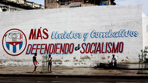 """""""Os CDRs, ou o povo militante da Revolução Cubana"""""""