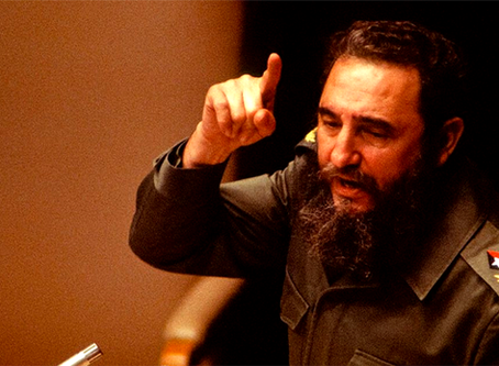 "Fidel: ""Os vícios e as virtudes"""