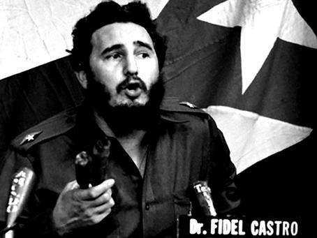 """""""Discurso de Fidel Castro aos intelectuais cubanos"""""""