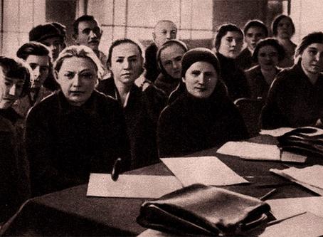 """Krupskaia: """"A união da Juventude"""""""