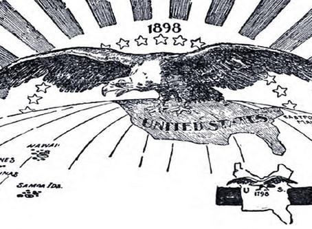 """""""A invasão de 1898 a Porto Rico o surgimento do Imperialismo ianque"""""""