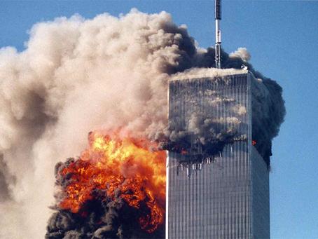 """""""O que nos deixou o dia 11 de setembro de 2001?"""""""