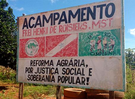 """""""No Pará, acampamento Frei Henri simboliza a luta histórica contra os latifundiários"""""""