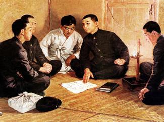 """Kim Il Sung: """"Derrubemos o Imperialismo"""""""