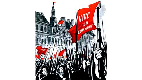 """A Comuna de Paris de 1871"""