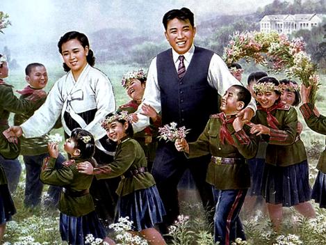 """""""A brilhante vida de Kim Jong Suk"""""""