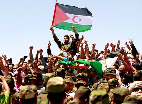 """""""Saara Ocidental, uma nação despojada"""""""