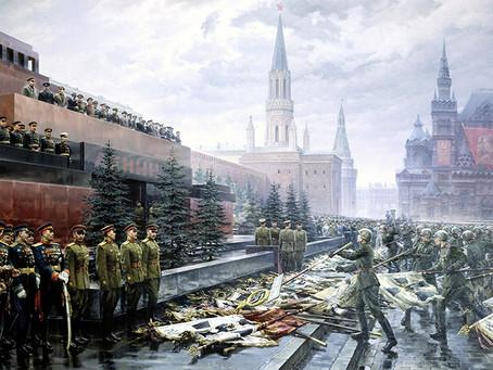 70 anos da vitória soviética sobre o nazifascismo