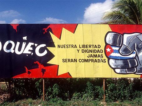 Após 55 anos e doze governos estadunidenses, o bloqueio contra Cuba se mantém