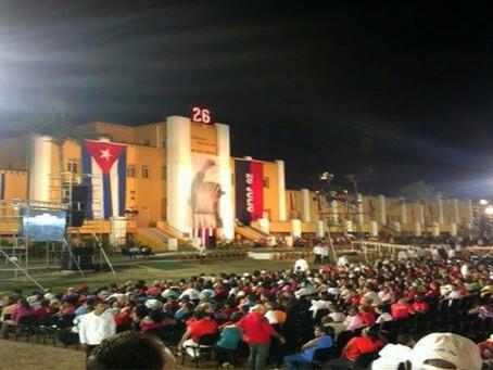 """Cuba: """"Assalto ao Futuro"""""""