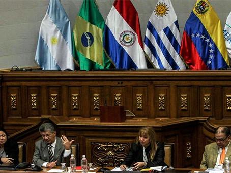 Brasil e Paraguai contra presidência da Venezuela no Mercosul