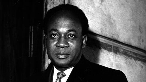 """Nkrumah: """"Mensagem ao povo negro da Grã-Bretanha"""""""