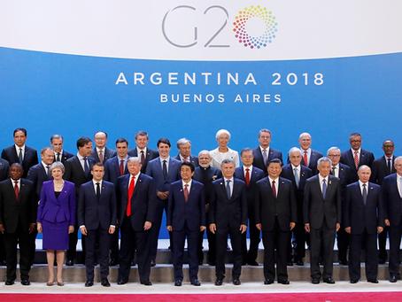 """""""G20: muita maquiagem, pouca esperança"""""""