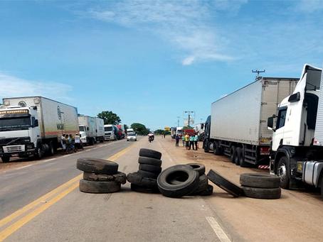 """URC: """"Sobre a greve dos caminhoneiros"""""""