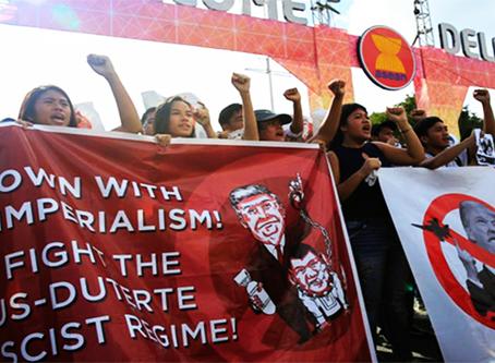 Povo filipino responde a Trump que as Filipinas não é uma fazenda!
